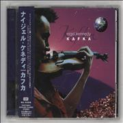Click here for more info about 'Nigel Kennedy - Kafka'