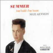 Click here for more info about 'Nigel Kennedy - Summer'