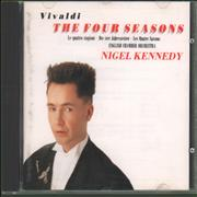 Click here for more info about 'Nigel Kennedy - Vivaldi: The Four Seasons'