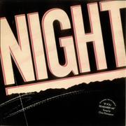 Night Night UK vinyl LP