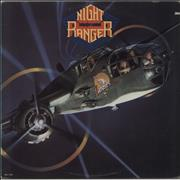 Night Ranger 7 Wishes - EX USA vinyl LP