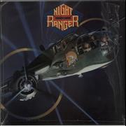 Night Ranger 7 Wishes UK vinyl LP