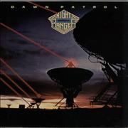 Night Ranger Dawn Patrol UK vinyl LP