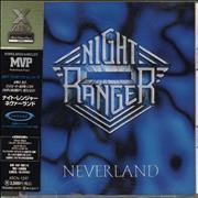 Click here for more info about 'Night Ranger - Neverland'