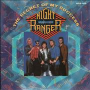 "Night Ranger The Secret Of My Success UK 7"" vinyl"