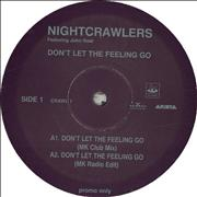 Click here for more info about 'Nightcrawlers - Don't Let The Feeling Go'