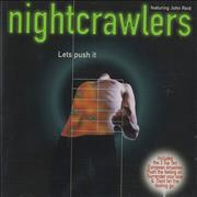 Click here for more info about 'Nightcrawlers - Lets Push It'