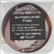 Click here for more info about 'Nightmares On Wax - Finer'