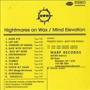 Click here for more info about 'Nightmares On Wax - Mind Elevation'