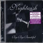Click here for more info about 'Nightwish - Bye Bye Beautiful - Sealed'