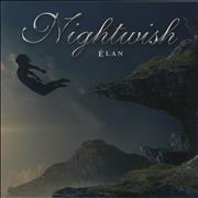 Click here for more info about 'Nightwish - Elan - Blue Vinyl'