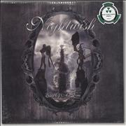 Nightwish End Of An Era - Coloured Vinyl - Sealed UK 3-LP vinyl set