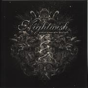 Click here for more info about 'Nightwish - Endless Forms Most Beautiful - Dark Green Vinyl'