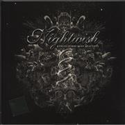 Click here for more info about 'Nightwish - Endless Forms Most Beautiful - Black Vinyl'
