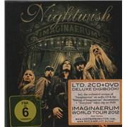 Nightwish Imaginaerum - Tour Edition Germany 3-disc CD/DVD Set