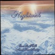 Click here for more info about 'Nightwish - Over The Hills And Far Away - Blue Vinyl + Numbered'