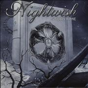 Click here for more info about 'Nightwish - Storytime - Dark Blue Vinyl'