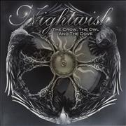 Click here for more info about 'Nightwish - The Crow, The Owl And The Dove - Grey vinyl'