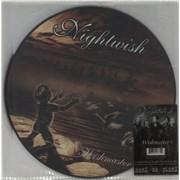 Nightwish Wishmaster UK picture disc LP