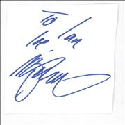 Click here for more info about 'Nik Kershaw - Autograph'