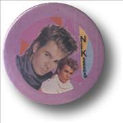 Click here for more info about 'Nik Kershaw - Button Badge'