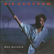 Click here for more info about 'Nik Kershaw - Don Quixote'