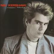 Click here for more info about 'Nik Kershaw - Human Racing'