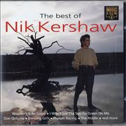 Click here for more info about 'Nik Kershaw - The Best Of'