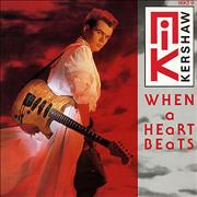 Click here for more info about 'Nik Kershaw - When A Heart Beats'
