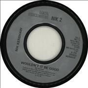 Click here for more info about 'Nik Kershaw - Wouldn't It Be Good - Jukebox'