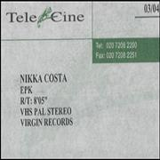 Click here for more info about 'Nikka Costa - EPK'