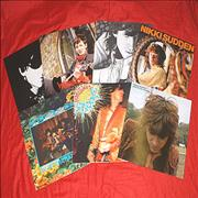 Click here for more info about 'Nikki Sudden - Collection of 5xLP + 2x12