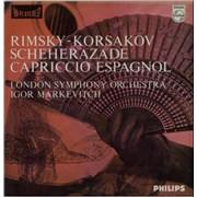 Click here for more info about 'Nikolai Rimsky-Korsakov - Scheherazade / Capriccio Espagnol, Op.34'