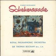 Click here for more info about 'Nikolai Rimsky-Korsakov - Scheherazade'
