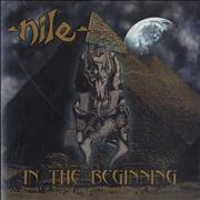 Click here for more info about 'Nile - In The Beginning'
