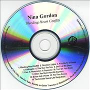 Click here for more info about 'Nina Gordon - Bleeding Heart Graffiti'