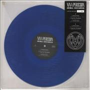 Click here for more info about 'Nina Persson - Animal Crossbreed - RSD15 - Blue Vinyl + Numbered'