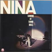 Click here for more info about 'Nina Simone - At Town Hall - 1st'
