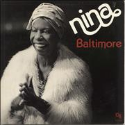 Click here for more info about 'Nina Simone - Baltimore'