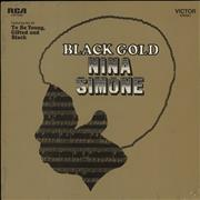 Click here for more info about 'Nina Simone - Black Gold'
