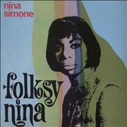 Click here for more info about 'Nina Simone - Folksy Nina'