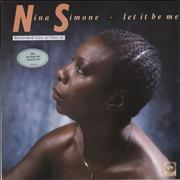Click here for more info about 'Nina Simone - Let It Be Me'