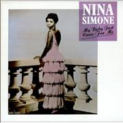 Click here for more info about 'Nina Simone - My Baby Just Cares For Me - 1987 issue'