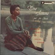 Click here for more info about 'Nina Simone - Nina Simone And Her Friends An Intimate Variety Of Vocal Charm'