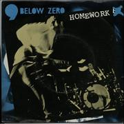 Click here for more info about 'Nine Below Zero - Homework - A-Label + P/S'