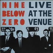 Click here for more info about 'Nine Below Zero - Live At The Venue'