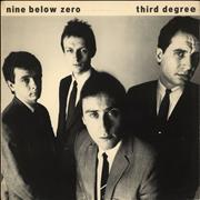 Click here for more info about 'Nine Below Zero - Third Degree - Gold promo stamped'