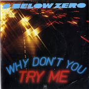 Click here for more info about 'Nine Below Zero - Why Don't You Try Me'