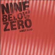 Click here for more info about 'Nine Below Zero - Wipe Away Your Kiss'