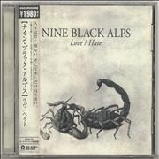 Click here for more info about 'Nine Black Alps - Love / Hate + Obi'